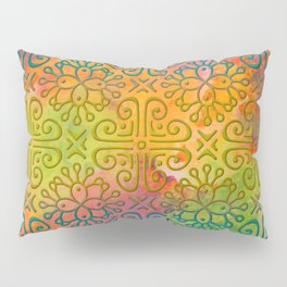 DP050-6 Colorful Moroccan pattern Pillow Sham