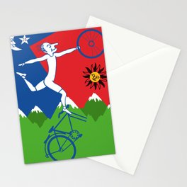 The Hoffman's Trip Stationery Cards