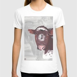 A Cow Named Frosty T-shirt