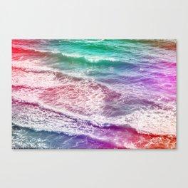 The Ocean Dreams of You Canvas Print