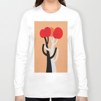 discount Long Sleeve T-shirts featuring Let's dance! by Roxana Jordan
