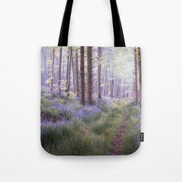 The Hidden Path Tote Bag