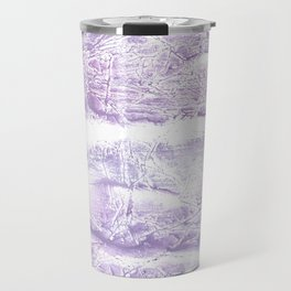 Pale purple colored wash drawing Travel Mug