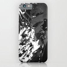 Black Cat Storm iPhone 6s Slim Case