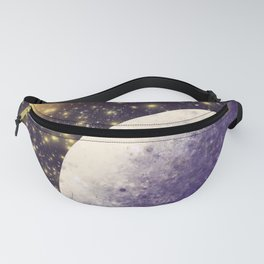Mercury And The Sun Fanny Pack