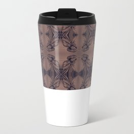 Silent Prayer Metal Travel Mug