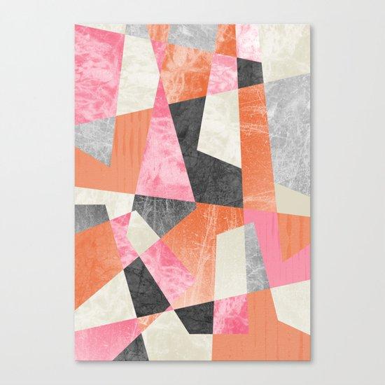 Fragments XIV Canvas Print