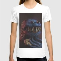 cookie monster T-shirts featuring Cookie Monster by Adrián Retana