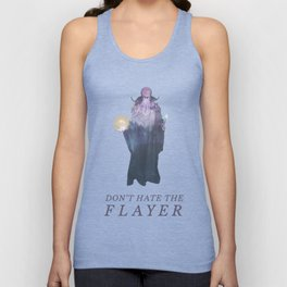 Mind Flayer (Typography) Unisex Tank Top