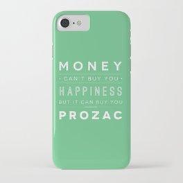Prozac Nation iPhone Case