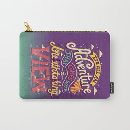 Tightrope Carry-All Pouch