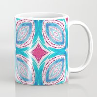clover Mugs featuring Clover by Truly Juel