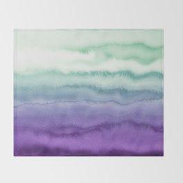 MERMAID DREAMS Throw Blanket