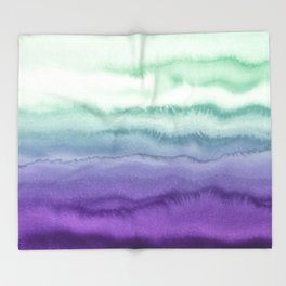 MERMAID DREAMS Throw Blanket