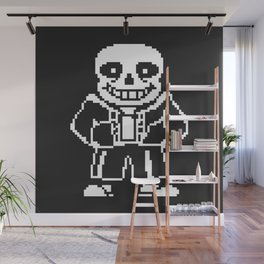 bad time sans Wall Mural