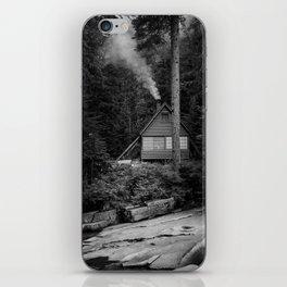 Cabin Smoke iPhone Skin