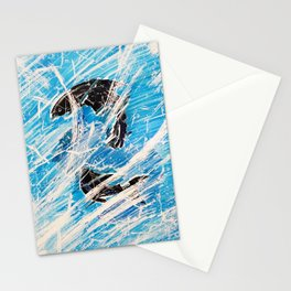 Frozen Fish Stationery Cards