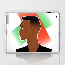 Grace Jones Laptop & iPad Skin