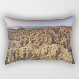 """Another world"" Rectangular Pillow"