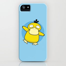P S Y D U C K iPhone Case