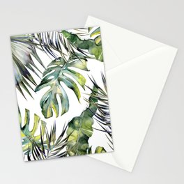 TROPICAL GARDEN 2 Stationery Cards