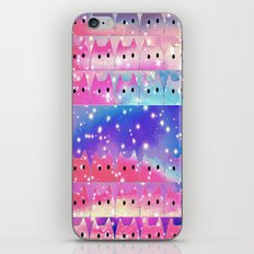 cat-290 iPhone & iPod Skin