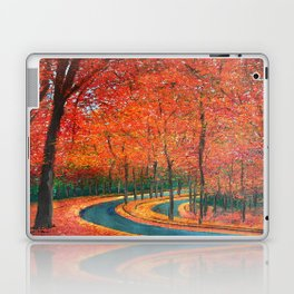 Beautiful colors of Autumn Laptop & iPad Skin