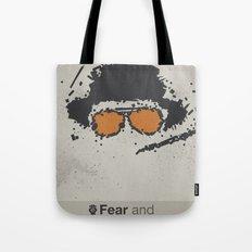Fear and Loathing in Las Vegas Tote Bag
