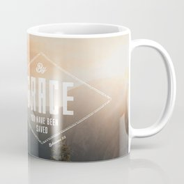 Ephesians 2:5 Coffee Mug