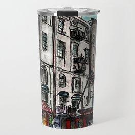 Savannah River Street Travel Mug