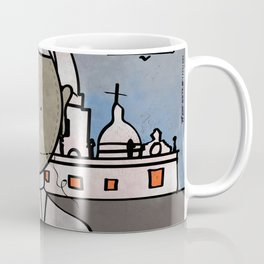 Papaggi XXV from Civitatis Vaticane (Pipe Organ) Coffee Mug