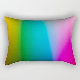 Kodak Film Rainbow Gradient Rectangular Pillow