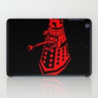 dalek iPad Cases featuring Dalek by InvaderDig