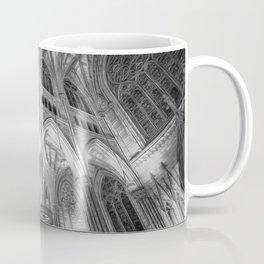 St Patrick's Cathedral New York Art Coffee Mug