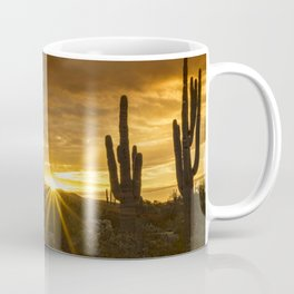 A Southwestern Sunrise Coffee Mug