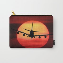Emotions Fly Carry-All Pouch