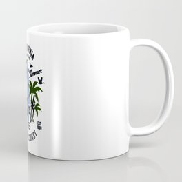 california surf Coffee Mug
