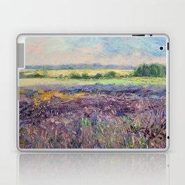Provence Lavender Laptop & iPad Skin