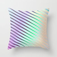 captain silva Throw Pillows featuring Silva by Need Some Inspiration