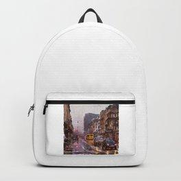 Rainy Day Traffic Backpack