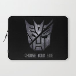 Choose your side Laptop Sleeve