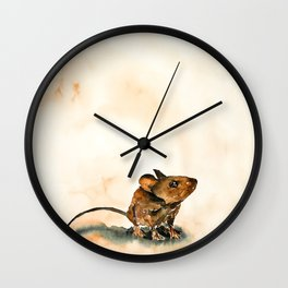 MOUSE#1 Wall Clock
