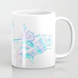 the creation of weed- holographic Coffee Mug