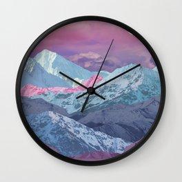 Heaven's End Wall Clock