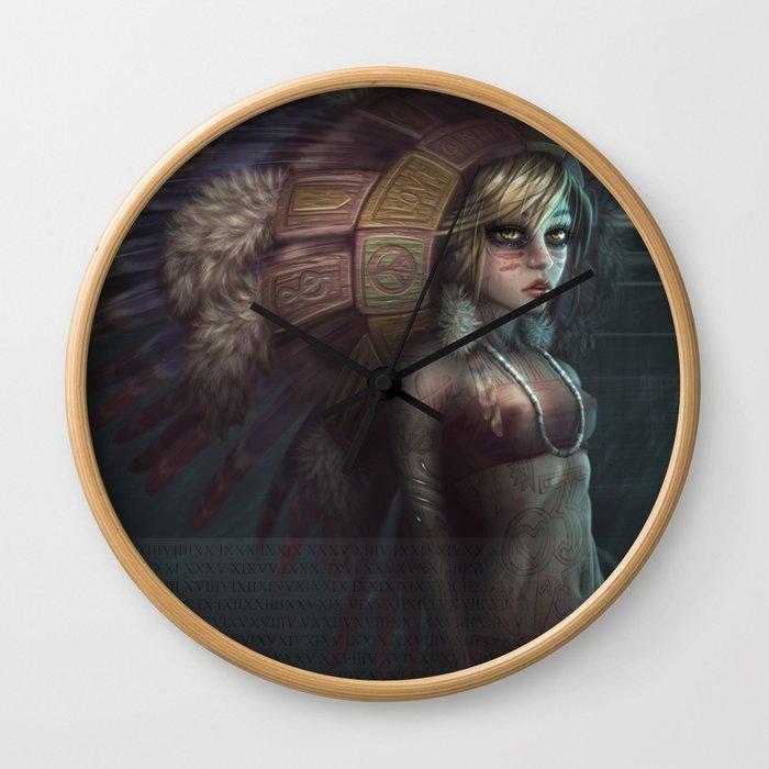 Undead Again Wall Clock