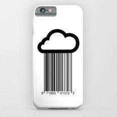 Barcode Cloud illustration  iPhone 6s Slim Case