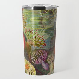 Vintage Sealife Underwater Travel Mug