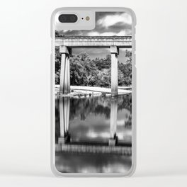 River Trestle Clear iPhone Case