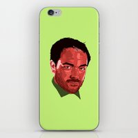 crowley iPhone & iPod Skins featuring Crowley Vector by Evelyn Denise