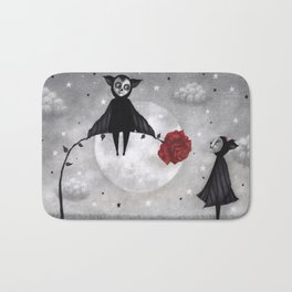 Halloween 2019 Bat Bath Mat